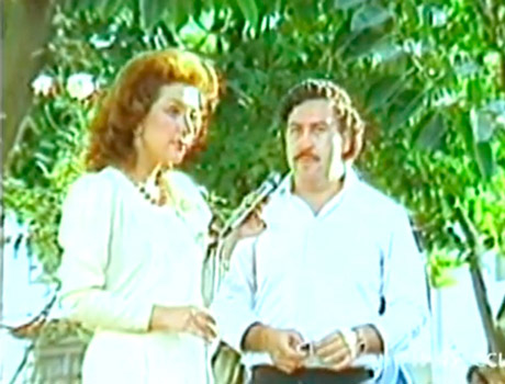Virginia entrevista a Pablo Escobar, 1983