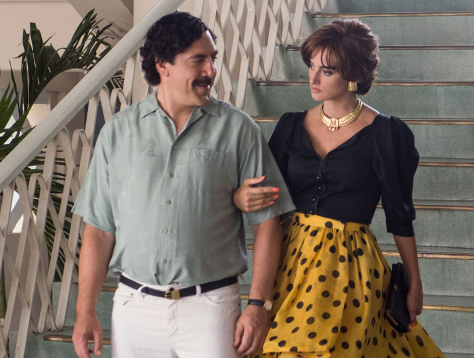 "Scene of the film ""Loving Pablo"""
