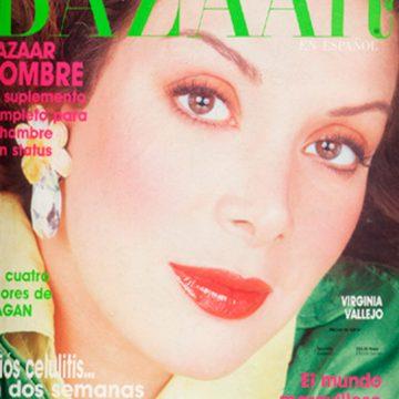 Revista Bazaar, foto de Iran Issa-Khan, 1985